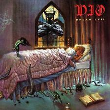 Dio-Dream Evil Vinyl LP Cover Sticker or Magnet 80's Metal