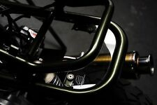Password JDM Ruckus Zoomer Rear Frame Ghost Cover CLEAR