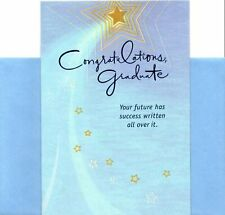 Congratulations Graduation Shooting Stars Future Greeting Card By Hallmark