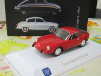 Saab 97 Sonett II 2 V4 1967 red 1/43 Editions Atlas