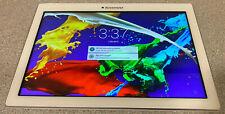 "Lenovo Tab 2 A10-30L 10.1"" HD 1.3Ghz 2GB, 16GB, WiFi + 4G (Unlocked)-White"