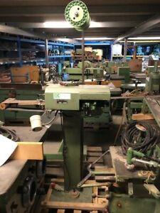 Schärfmaschine Geuder Geuki gebraucht Schärfgerät Werkzeugschleifmaschine 46693