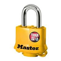 Master Lock 1-9/16 in. Weather Resistant Laminated Steel Padlock