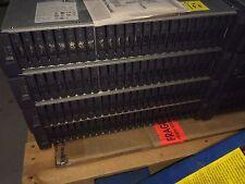 "NETAPP DS2246 24 x 2.5"" HDD ARRAY NAJ-1001 W/DUAL IOM6 CONTROLLERS 111-00804"