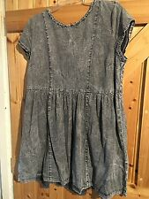"Gorgeous Shift Dress  By Warehouse  Size  12 Chests 36"" Marble Gray"