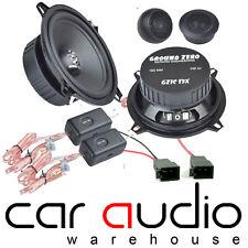 Renault Megane MK2 GROUND ZERO 280 Watts 13cm Component Front Door Car Speakers