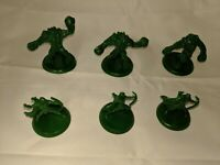 Magic The Gathering Arena of The Planeswalkers 6 Pieces Green Squad Figures