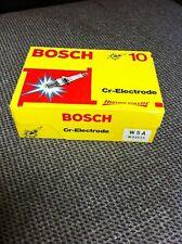 10 x Candele BOSCH W5A equivalente W225T1 o NGK B7HS