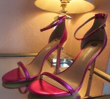 River Island Strappy High Heels Size 8.