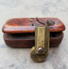 Antique Blood Letting Scarificator Bleeding Tool Boxed 1700's - 1800's