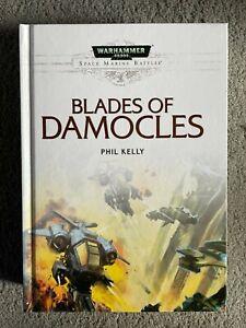 Warhammer 40k Black Library Blades of Damocles hardback book