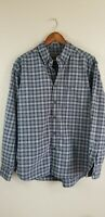 Mens Button Up Shirt Long Sleeve Size Large From Eddie Bauer