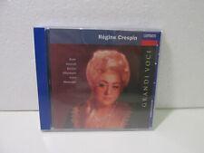 Rare Regine Crespin Grandi Voci 1994 cd8286