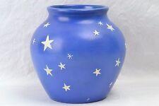 Weller Pottery Vase, 1934 Stellar Vase signed Hester Pillsbury