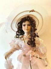 Native American Porcelain Doll-Limited Edition Collectible Dolls New 1//5000