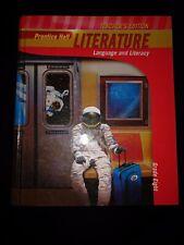 Prentice Hall Literature - Teacher's Edition - Grade 8