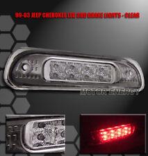 FOR 99-04 JEEP GRAND CHEROKEE LED THIRD 3RD BRAKE LIGHT CHROME LAREDO SPORT