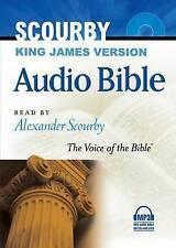 Alexander Scourby Bible-KJV Hendrickson Inc CD-Audio 9781598563597