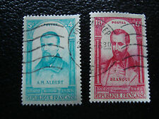 FRANCE - timbre yvert et tellier n° 798 800 obl (A20) stamp french