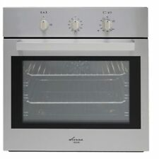 Euro Appliances 60cm Fan Assisted Gas Oven-ESG600SX