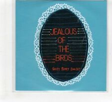 (HF591) Jealous Of The Birds, Goji Berry Sunset - 2015 DJ CD