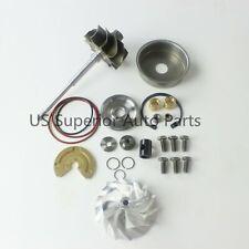 08 10 Ford Powerstroke 64l Turbo Low Pressure Billet Wheel Turbine Rebuild Kit
