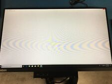 "Lenovo 10LK-PAR6-US ThinkCentre TIO22D Monitor 21.5"" 1920 x 1080 Cracked Screen!"