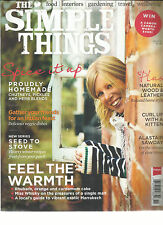 THE SIMPLE THINGS,  ISSUE, 16  ISSUE, 2013 ( GATHER YOUR FRIENDS FOR AN INDIAN..