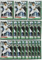 2019 Topps Holiday Walmart Thairo Estrada (20) Card Rookie Lot #HW114 Giants RC