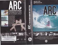 SURFING ~ARC  VHS PAL VIDEO~ A RARE FIND