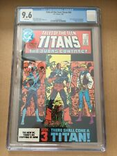 TALES OF THE TEEN TITANS #44 CGC 9.6 1ST NIGHTWING - WHITE PAGES
