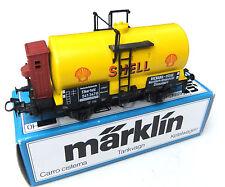 Shell Kesselwagen Märklin 4676 H0 1:87#3216