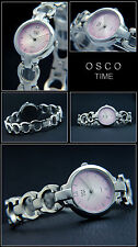 Elegant Ladies Watch Athletic Attractive Action OFFER Pink Face
