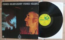 Holger Czukay - Movies Ex-Can RARE Harvest GER Progressic/Electronic LP