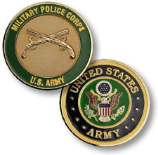 NEW U.S. Army Military Police Corps Challenge Coin
