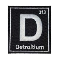 Patch - Detroitium