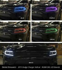 Pair LED Boards for 2015-2018 Dodge Charger (Multi-Color w/ Bluetooth Control)