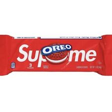 Supreme Oreos (1 Pack of 3 Cookies) SS20