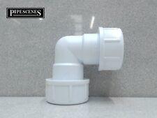 21.5mm tuyau coude compression sans colle nécessaire de débordement condenser pipe bend
