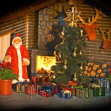 BUSCH 1140 Regali di Natale insieme H0 #nuovo in confezione originale#