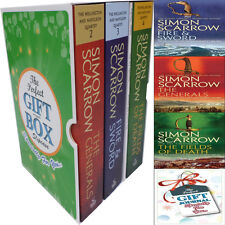 Simon Scarrow Vol (2-4) 3 Books Collection With gift journal GiftWrappedSlipcase