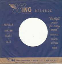 45 RPM Company logo sleeves-WING