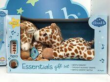 Cloud b Gentle Giraffe Essentials Gift Set NEW In BOX