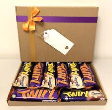 Cadbury Twirl Caramilk Orange Hamper *RARE* SPECIAL BIRTHDAY EASTER ~