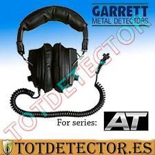 Auriculares Garrett Master Sound para la Serie AT