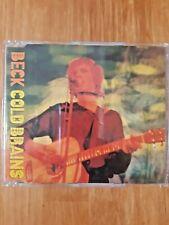 Beck, Cold Brains Single Music CD