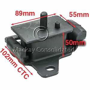 Mackay Engine Mount Front Left A7369 fits Toyota Hilux 4.0 4x4 (GGN25R), 4.0 ...