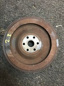 OMC Cobra 2.3 flywheel 986306