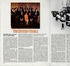 Brian Epstein NEMS artists Beatles Encyclopedia article