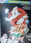 New Family Size Ghostbusters Afterlife Cereal 2021 Movie Unopened General Mills